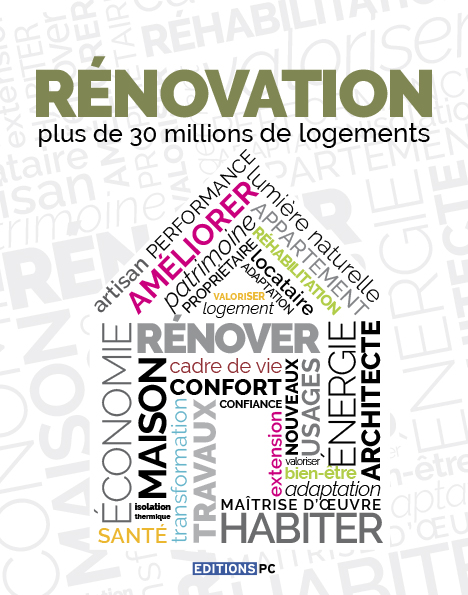 Rénovation – Plus de 30 millions de logements